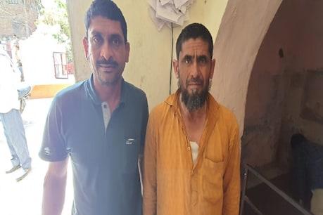 पुलिस ने अपना जाल बिछाया और फरार चल रहे दोनों इनामी बदमाशों को गिरफ्तार कर लिया.
