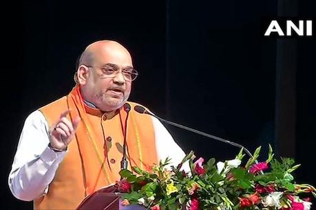 अमित शाह ने कहा कि बंगाल में किसी भी घुसपैठिये को घुसने नहीं देंगे. ANI