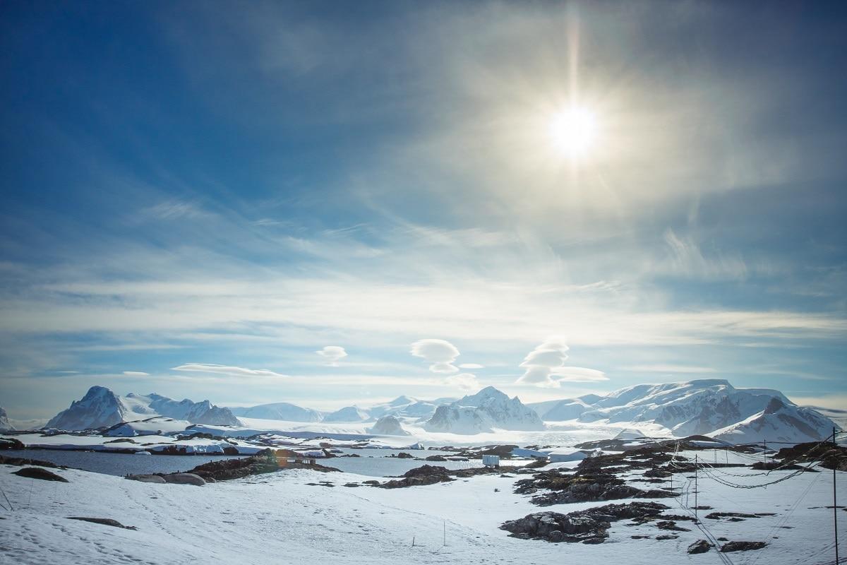 Environment, Climate Change, Global Warming, Antarctica, Antarctica Peninsula, Sun