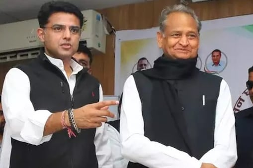 कांग्रेस ने जहां सहानुभूति के वोट बटोरने की कवायद की वहीं सचिन पायलट को भी चुनावी सभाओं में साथ रखकर पार्टी में एकजुटता का संदेश देने की कोशिश की है.