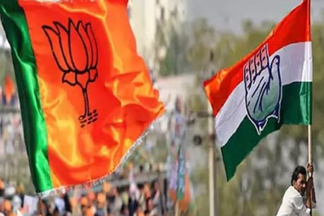 The BJP has made preparations to make the nomination impressive for this.  (Token picture)