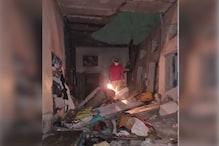 चित्तौड़गढ़ में गैस सिलेंडर फटा, धमाके से उड़ी घर की छत, 3 लोगों की मौत