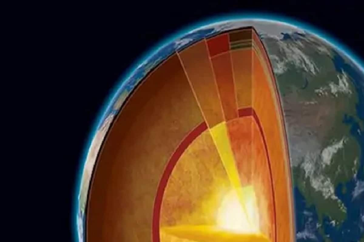 Earth, Inner Core, Innermost inner core, layers of Earth, Hidden Structure, History of Earth, Structure of Earth, Seismic Waves,