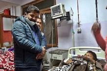 Chamba Bus Accident: डिप्टी स्पीकर हंस राज ने अस्पताल में जाना घायलों का हाल