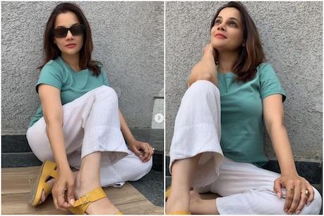 अभिनेत्री कनिका माहेश्वरी के ट्रांसफॉर्मेशन को देखकर उनके चाहने हैरान है. (Instagram @KanikaMaheshwari)