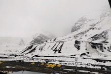 हिमाचल के कुल्लू में बारिश, लाहौल में बर्फबारी, ऊना में सीजन का सबसे गर्म दिन