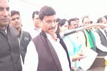 मेरठ में रैली कर रहे थे शिवपाल यादव, किसान ने कराया 'सच से सामना'