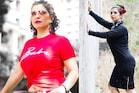 Beauty और Boldness के मामले में किसी से कम नहीं हैं Taarak Mehta... की रोशन भाभी