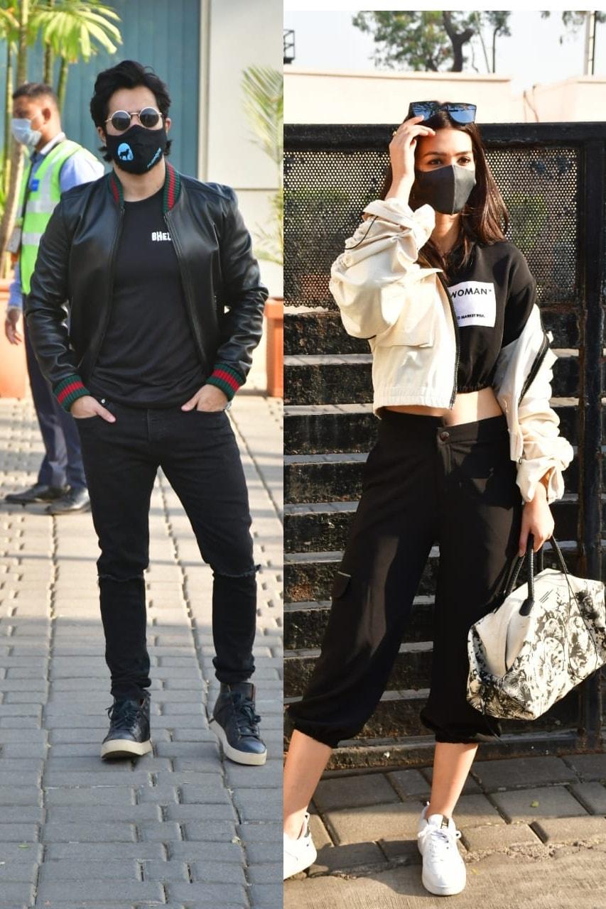 Varun Dhawan, Kriti Sanon, Bhediya Film