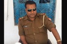CM योगी की नाराजगी का दिखा असर, गुलरिहा थानेदार रवि राय लाइन हाजिर