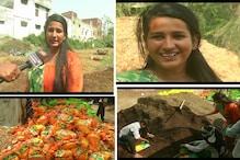 मेरठ की सना खान ने शुरू किया जैविक खाद का काम, करोड़ों में पहुंचा टर्नओवर