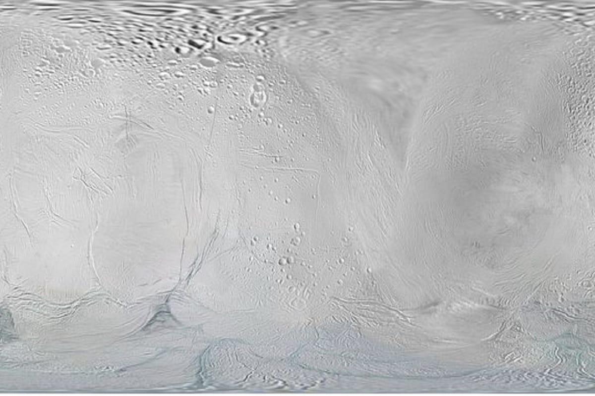 , Earth, Saturn, moon, Enceladus, Ocean, Ocean Currents