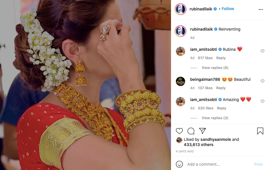 Rubina Dilac, Bigg Boss, Tv Show, Rubina Dilaik, Pavitra Punia, Naina Singh, Arti Singh