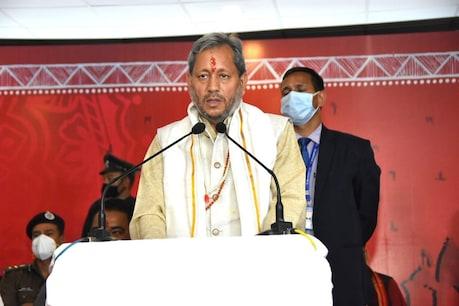 Uttarakhand CM Tirath Singh Rawat said that we are ready for the third wave.