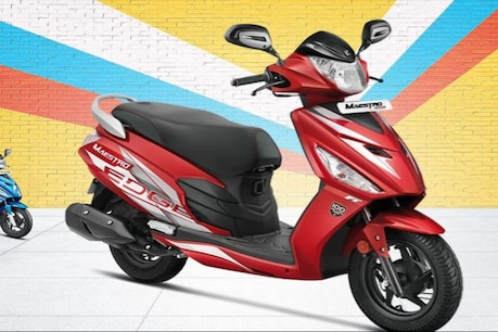 Hero launched scooters in a new look.