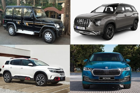 Many new cars will be launched in April.