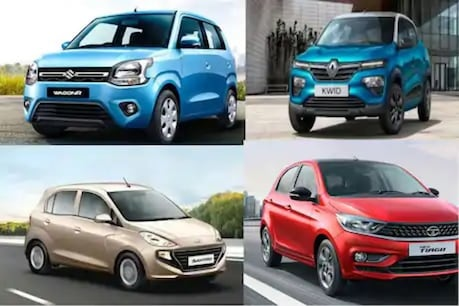 Best car available in the budget of 4 lakh rupees.