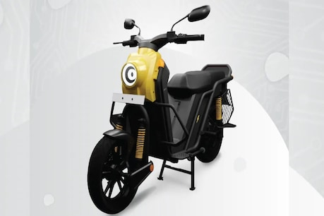 Bounce's cheapest electric scooter launched.