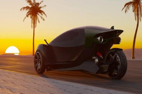 World's Fastest Electric Car.