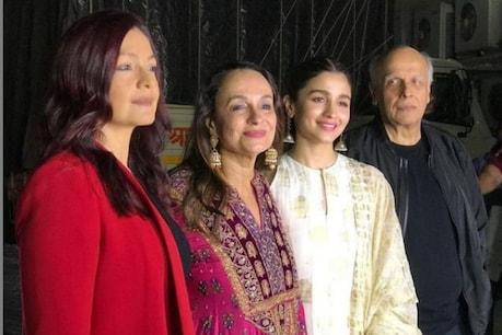 Pooja Bhatt was extremely hated by Soni Razdan.  (Photo courtesy: maheshfilm / Instagram)