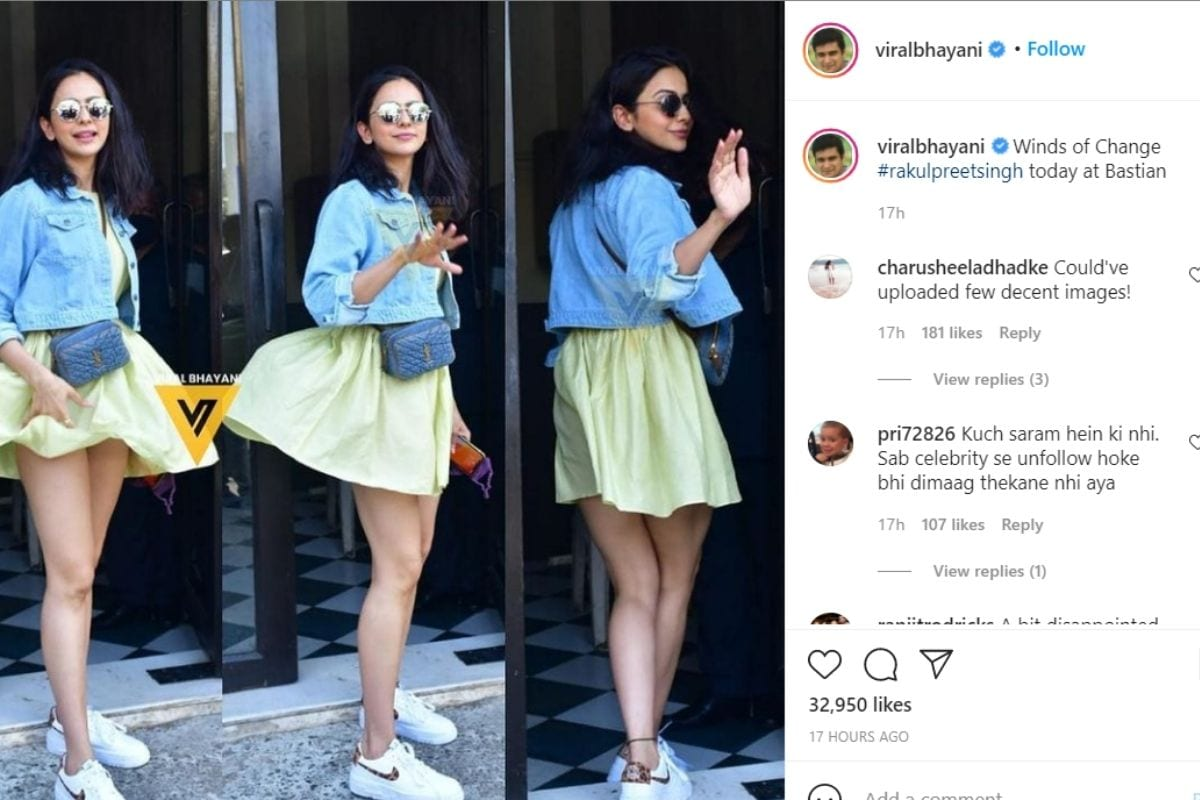 rakul preet singh, rakul preet singh photo, rakul preet oops moment