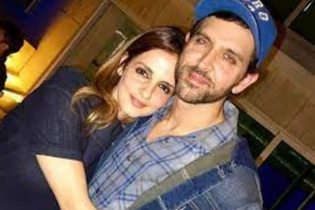 Hrithik Roshan got divorced from Suzanne Khan in 2014.