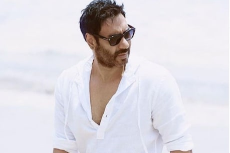 Ajay Devgn.  (Photo courtesy: ajaydevgn / Instagram)