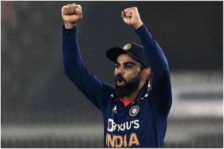 India vs England: विराट कोहली ने टी20 सीरीज में 3 फिफ्टी जमाई. (AFP)
