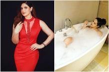 जरीन खान ने बाथटब में करवाया बोल्ड फोटोशूट, शेयर होते ही इंटरनेट पर छाईं PHOTO