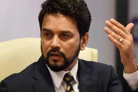 Anurag Thakur (Fote - PTI)