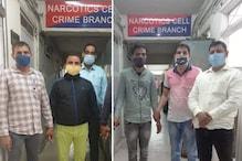 दिल्ली : बॉलीवुड से प्रेरित हो हकला बना था ड्रग्स सप्लायर, साथी के संग अरेस्ट