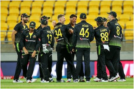 ऑस्ट्रेलिया को सीरीज के पहले दो मैच में हार मिली थी (फोटो ICC के टि्वटर अकाउंट से)