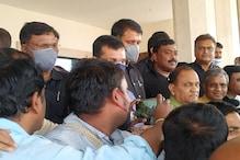 झारखंड विधानसभा में महंगाई और कृषि बिल पर नहीं हो पाई चर्चा, जमकर हंगामा