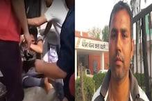 VIDEO: हरियाणा में बिजली चोरी रोकने गई टीम पर हमला, लात घूंसों से की पिटाई