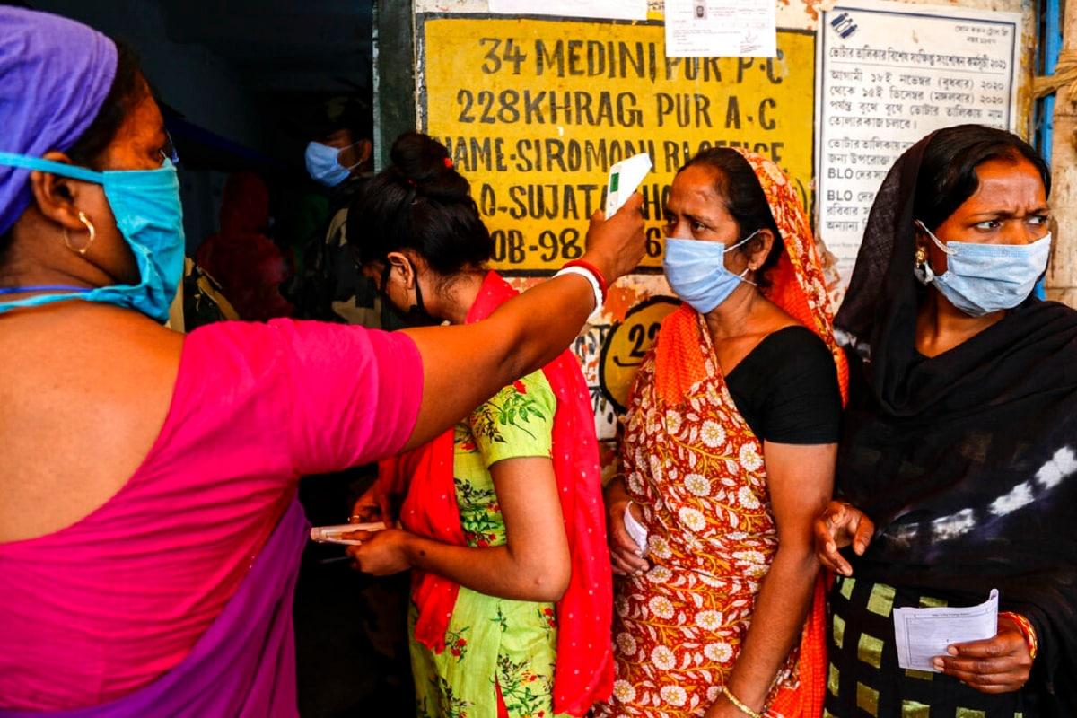Corona variants, corona virus, Covid-19, coronavirus, Covid-19, contact tracing,central government, Covid-19 testing, Covid Vaccination in India, bharat biotech,Health Ministry,covaxin, Covishield, states and union territories कोरोना के मामले क्यों बढ़ रहे हैं, पंजाब, दिल्ली, राजस्थान, महाराष्ट्र, मध्य प्रदेश, उत्तर प्रदेश, गुजरात, दिल्ली-एनसीआर, स्वास्थ्य मंत्रालय ने लिखा पत्र, कोरोना वैक्सीनेशन, भारत बायोटेक,कोवैक्सीन, कोविशील्ड, स्वास्थ्य मंत्रालय