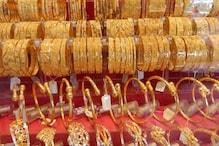 राजस्थान में सोने-चांदी के भावों ने दिखाई तेजी, 24 कैरेट गोल्ड 350 रुपये चढ़ा