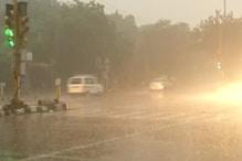 हरियाणा में मौसम: तेज हवाओं के साथ बूंदाबांदी, 5 डिग्री तक लुढ़का तापमान
