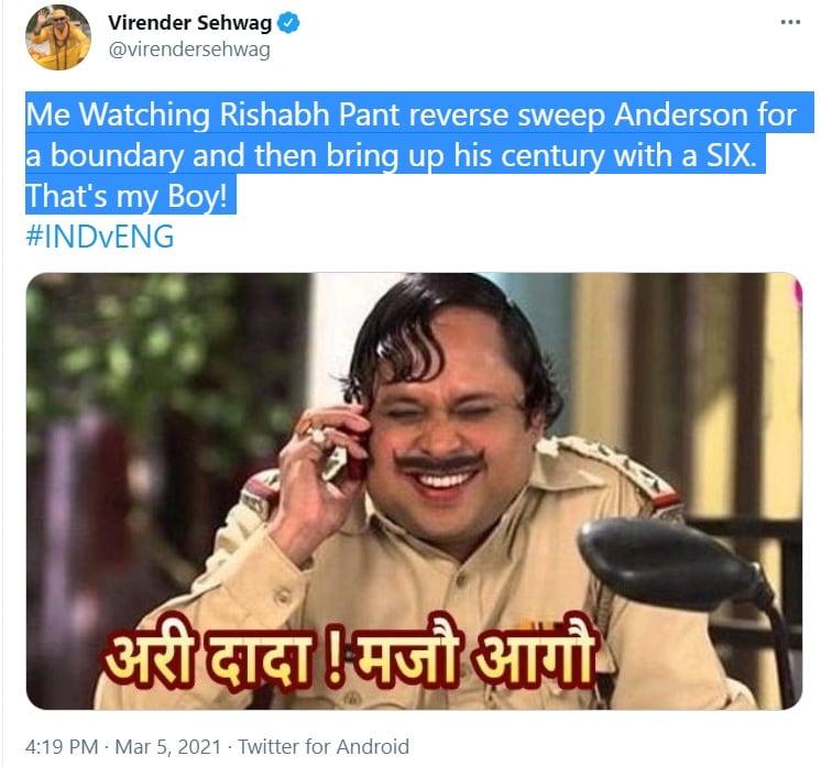 virenrra sehwag, cricket news