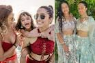 Priyaank-Shaza Wedding: शादी में श्रद्धा कपूर ने बिखेरा जलवा, सामने आईं कुछ नई तस्वीरें