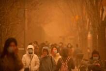 राजस्थान में दोपहर बाद या रात काे आ सकता है तेज अंधड़, बारिश के भी आसार