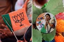 TMC की चुनाव आयोग से शिकायत, 'पूर्व मेदिनीपुर में अपराधियों को शरण दे रही BJP'