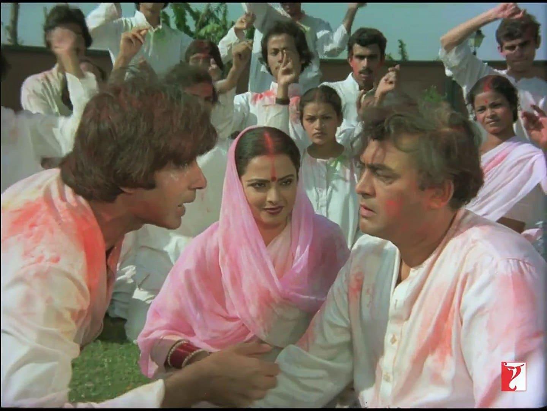 Sholay, sholay, Ramleela, Holi Songs, Silsila, Bollywood Films