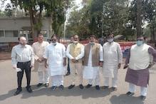 मधुबनी हत्याकांड: गांव का दौरा कर नीतीश कुमार से मिले JDU के राजपूत नेता