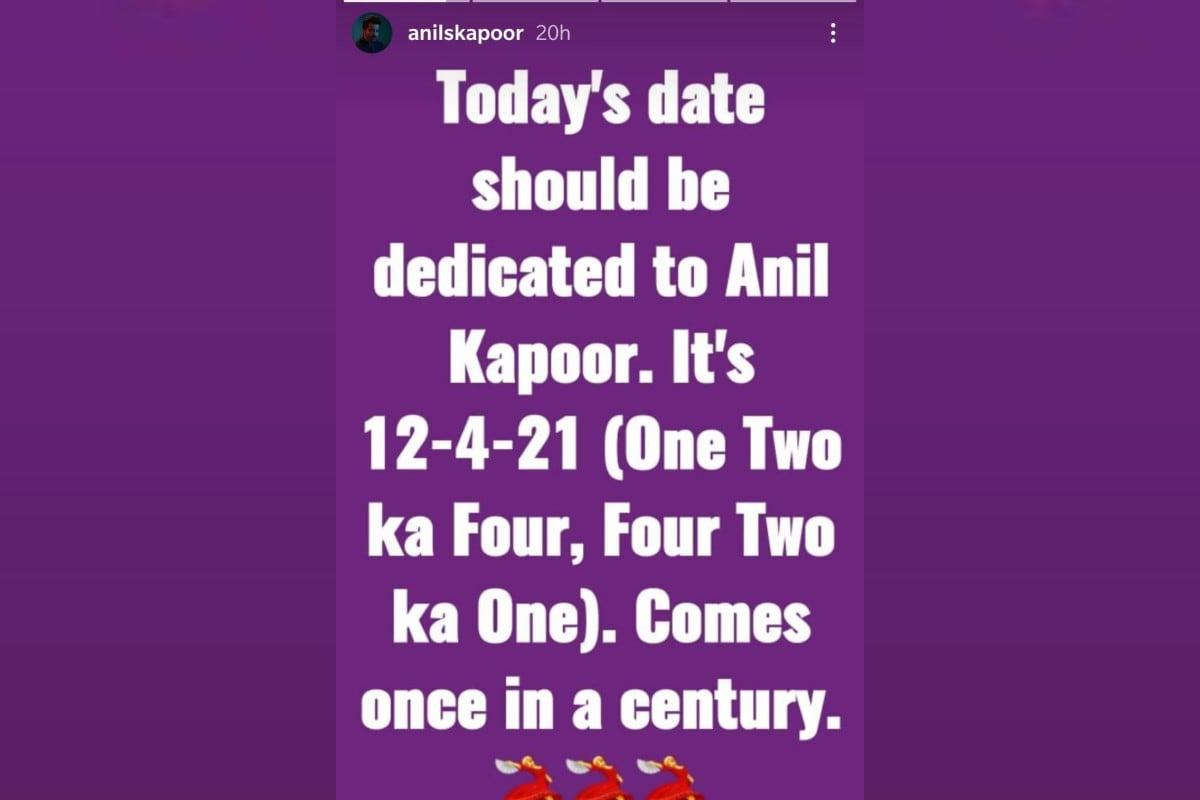 Anil Kapoor,