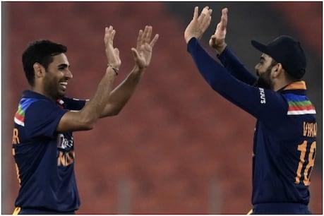भुवनेश्वर कुमार ने 21 टेस्ट में 63 विकेट लिए हैं. (AFP)