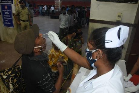 1179 patients beat up Corona in Uttarakhand (symbolic photo)
