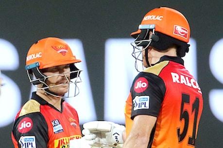 IPL 2021: हैदराबाद ने अंतिम मुकाबले में पंजाब को 9 विकेट से हराया. (Photo: PTI)