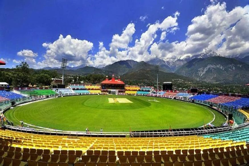 world cup t20 opening match could be played in Dharamshala cricket Stadium hpvk