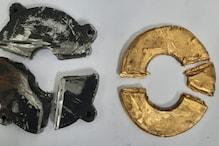 Rajasthan: जयपुर हवाई अड्डे पर फिर पकड़ा 21 लाख रुपये का तस्करी का सोना