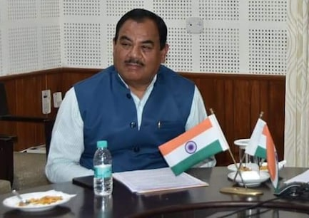 According to Uttarakhand cabinet minister Harak Singh Rawat, the condition of corona in the state has been out of control (file photo)